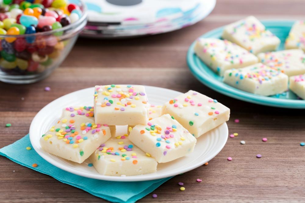 Best Birthday Cake Fudge RecipeHow to Make Birthday Cake Fudge