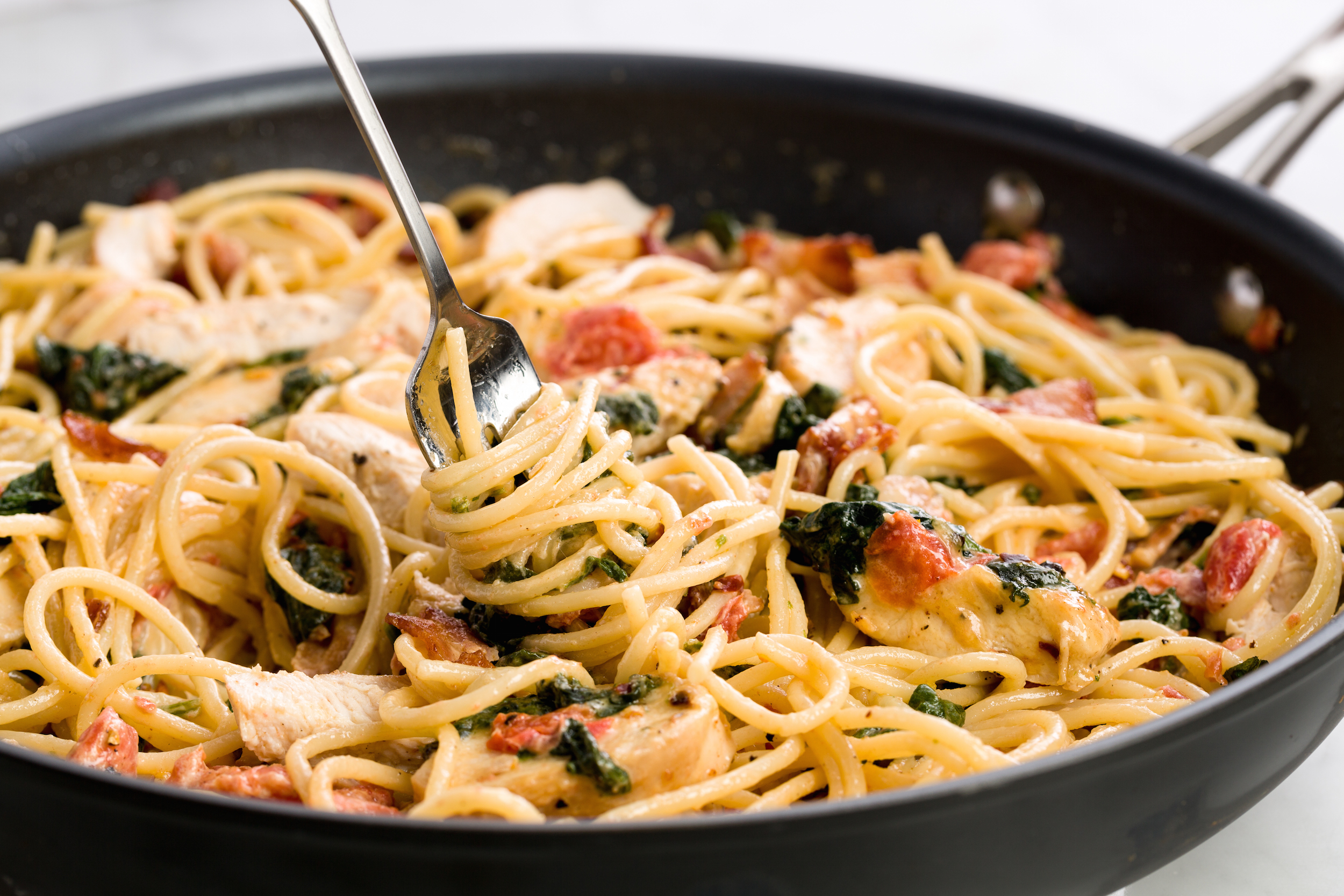 Easy Spaghetti Recipes Fast Spaghetti Recipes