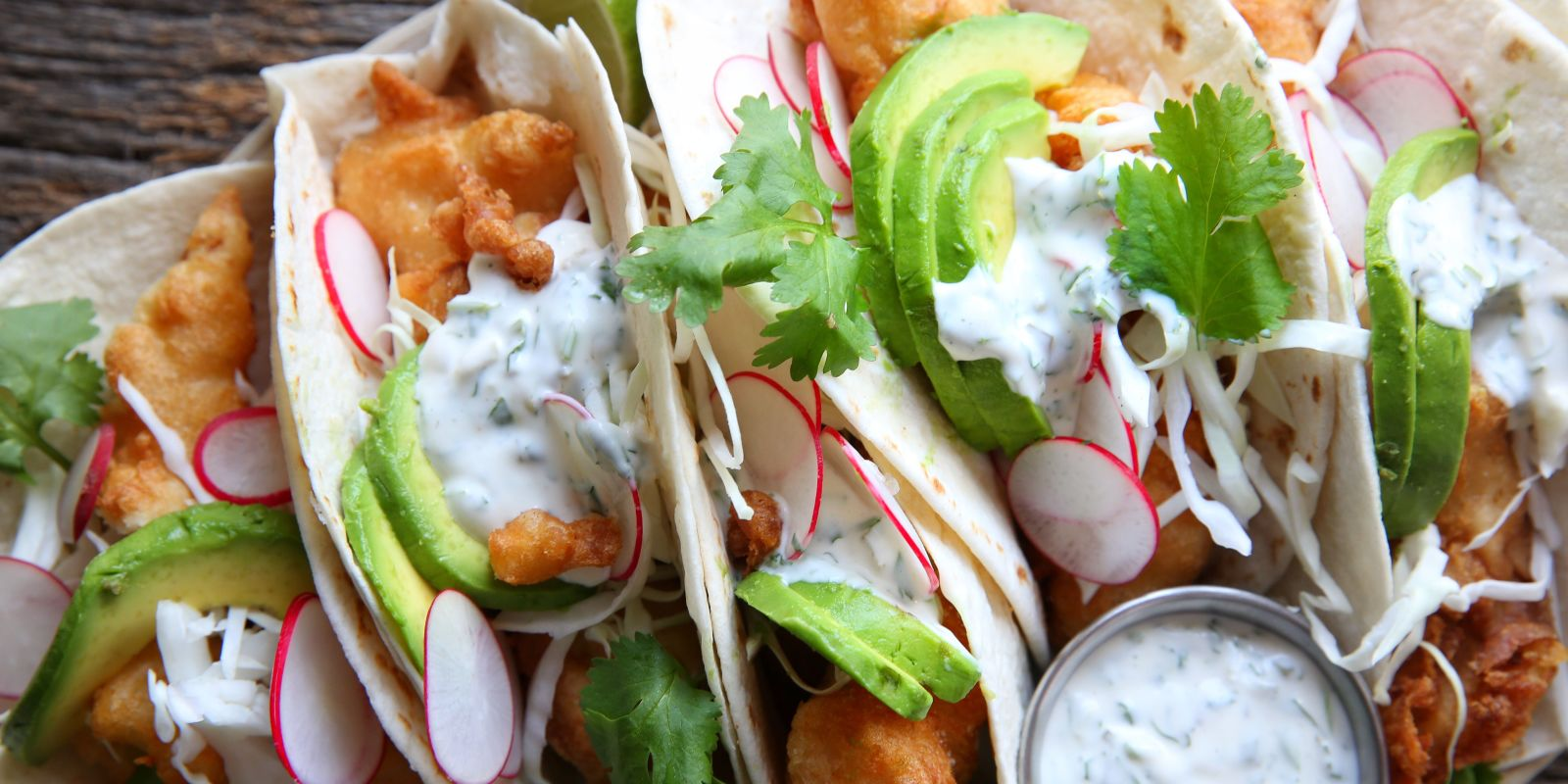 20 easy fish taco recipes how to make fish tacos for Fish taco recipie