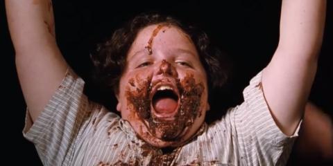 Bruce Bogtrotter from 1996 film Matilda