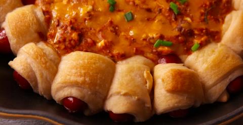 Chili Cheese Dog Dip
