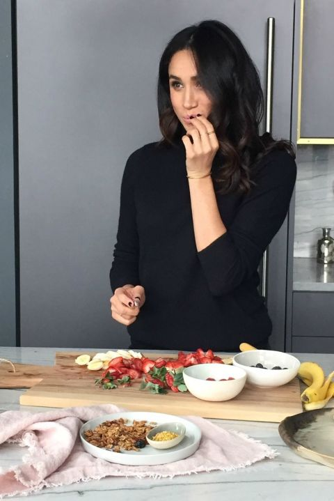 The Meghan Markle Diet: 7 Things the Duchess Loves to Eat