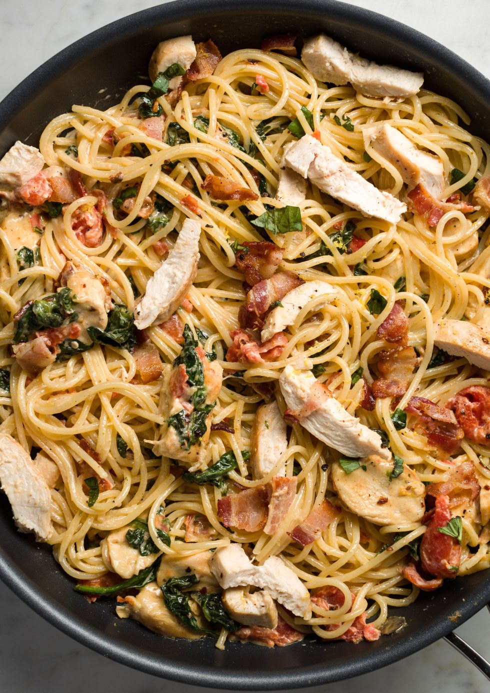 30 easy chicken pasta recipes light pasta dishes with chicken 30 easy chicken pasta recipes light pasta dishes with chicken and noodlesdelish forumfinder Gallery