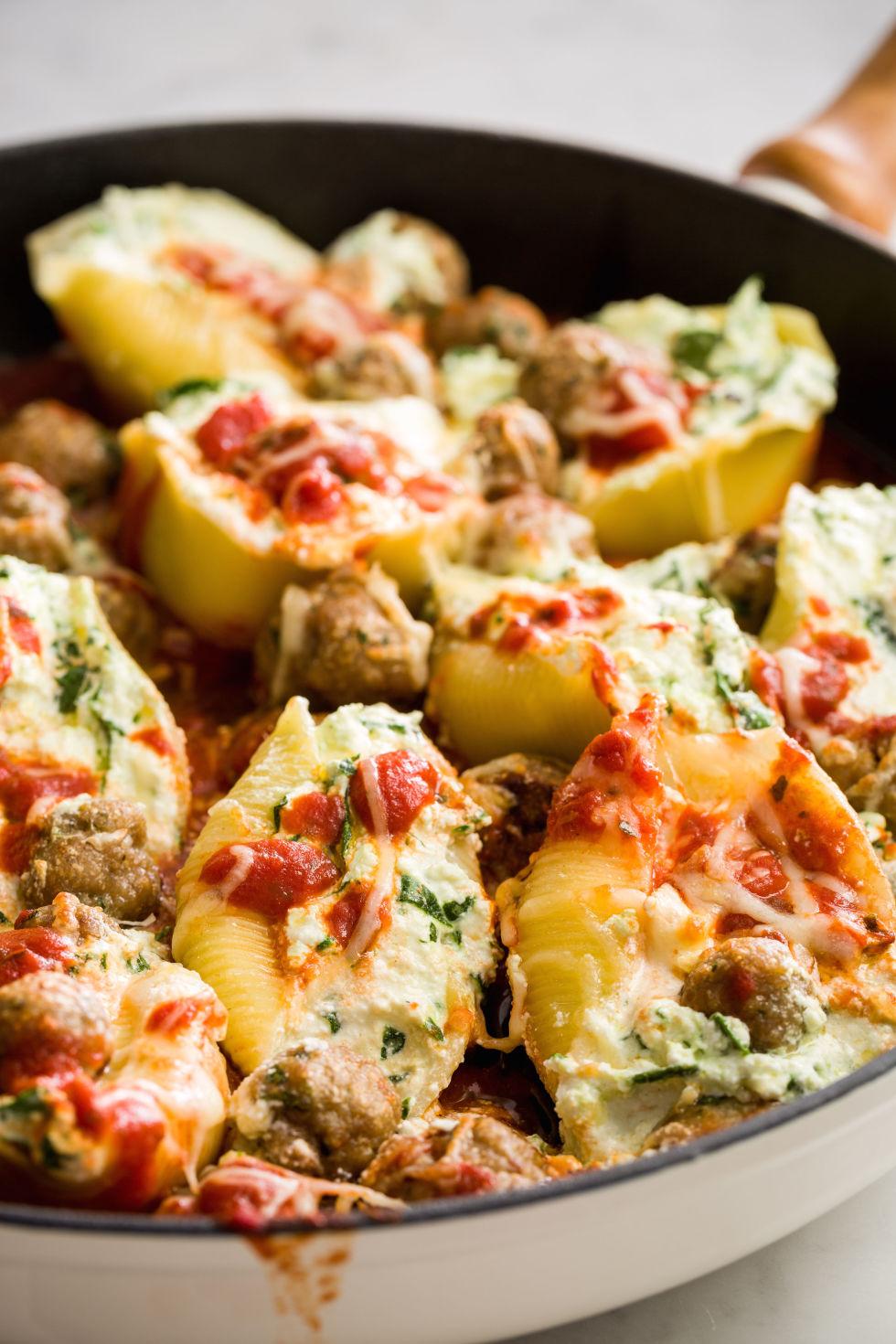 Ground turkey pasta recipes easy