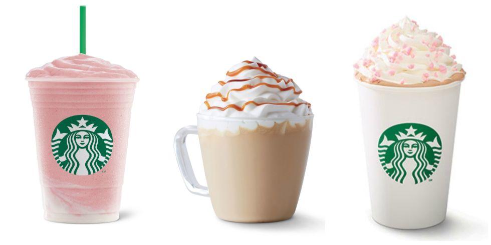 Starbucks Drinks From Around The World