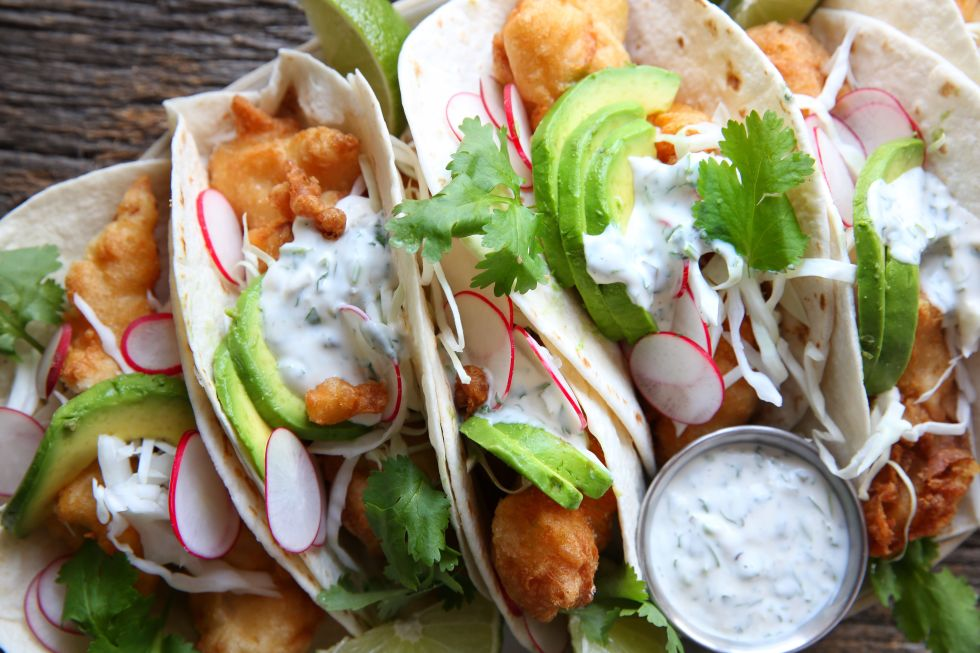 20 Easy Fish Taco Recipes