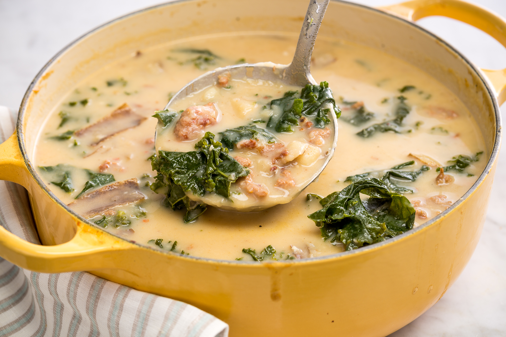 Olive garden zuppa toscana recipe olive garden tuscan - What kind of soup does olive garden have ...