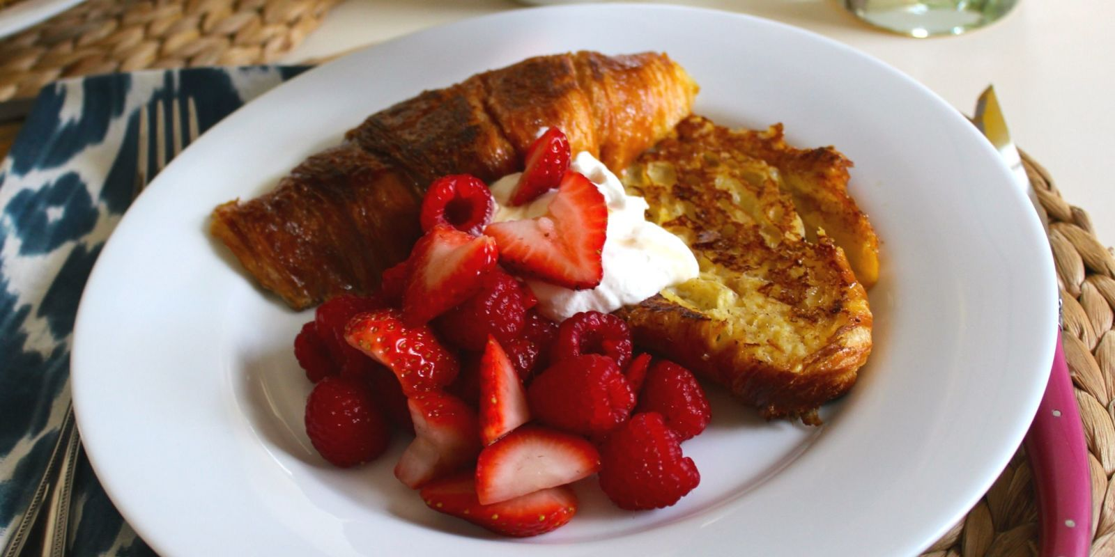 Croissant French Toast How To Make Perfect Grilled Tuna Steaks Delish