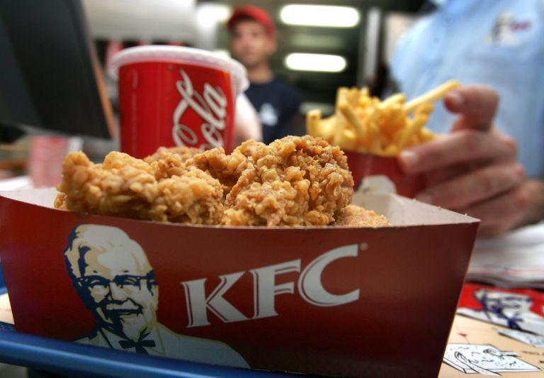 Surprising Facts About KFC - Kentucky Fried Chicken History ...