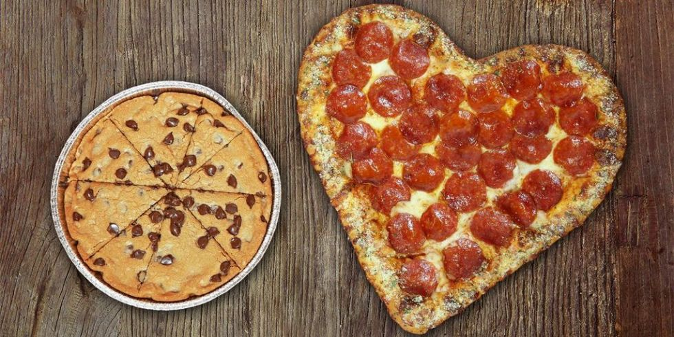 Where to Get Heart-Shaped Pizza A.K.A. The Best Valentine's Gift Ever