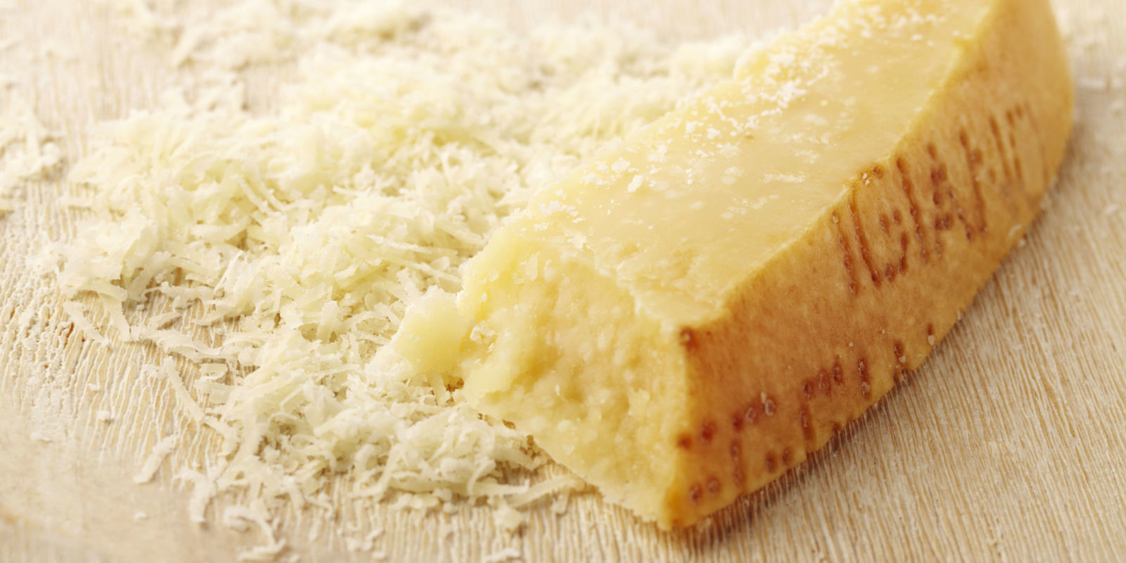 Your Grated Parmesan Could Actually Be Wood Pulp