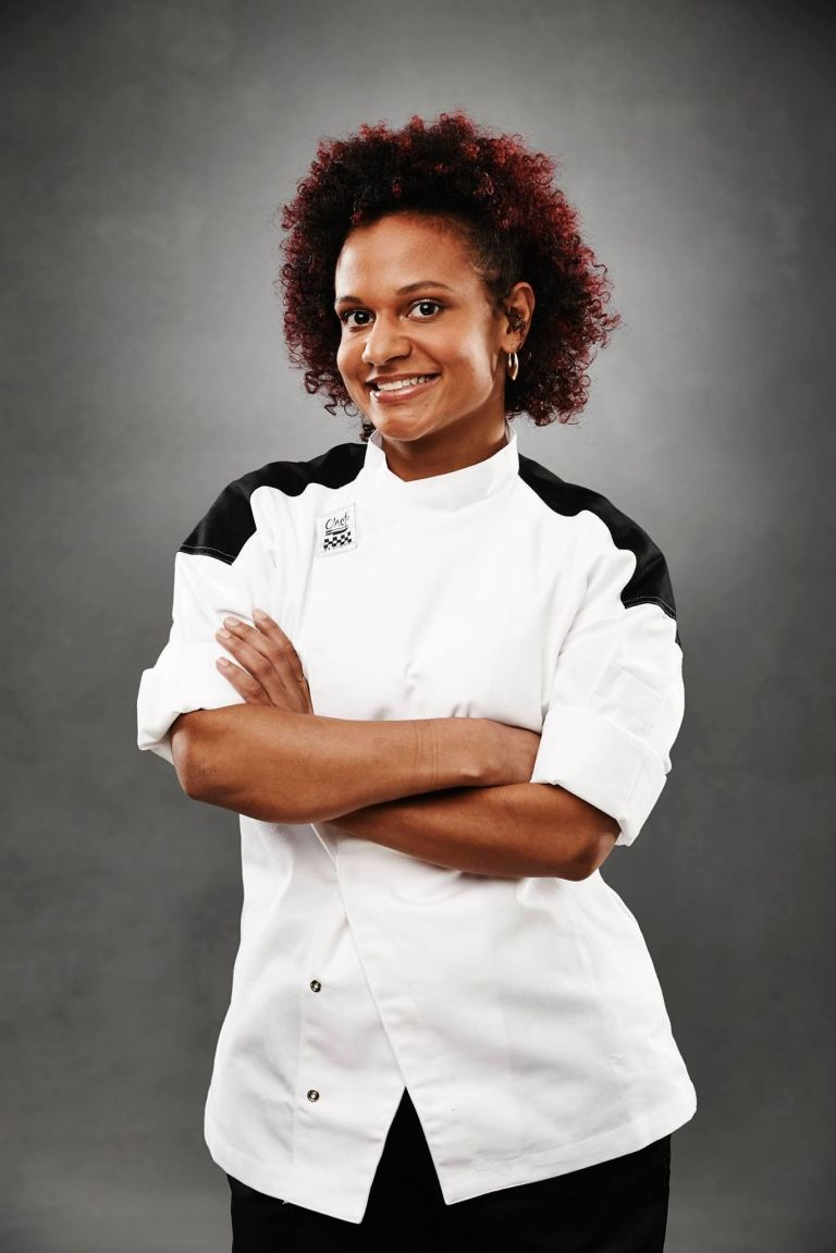 what it's like to be on hell's kitchen - ariel malone interview