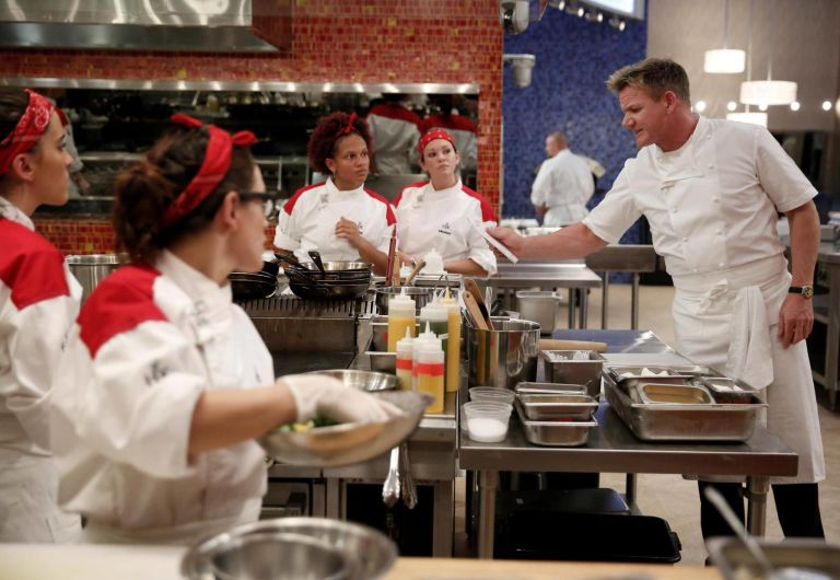 What It\'s Like to Be on Hell\'s Kitchen - Ariel Malone Interview ...