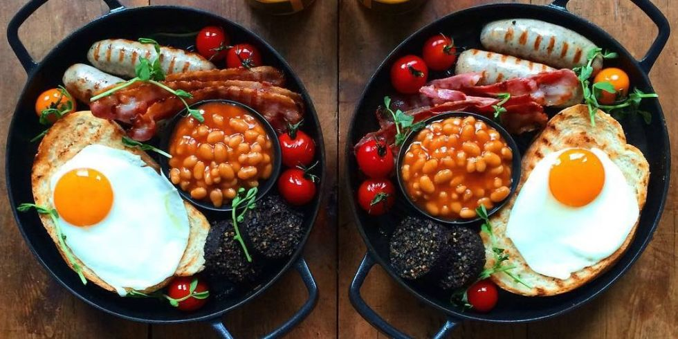 this food instagram will have you second guessing your vision