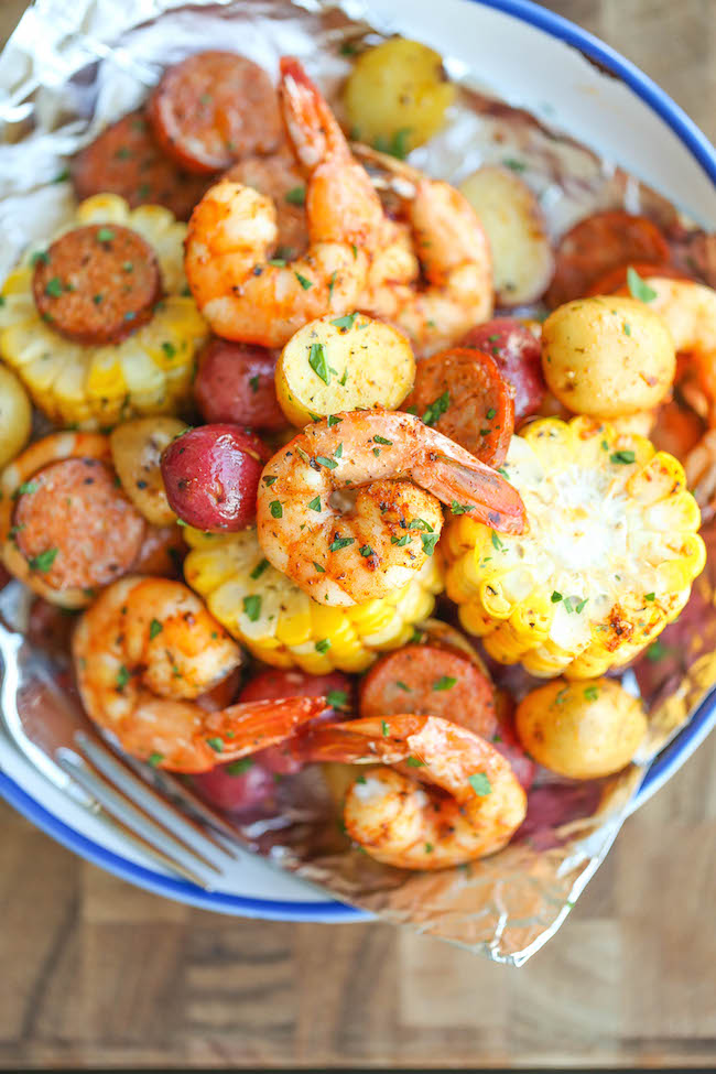 Baby shrimp recipes easy