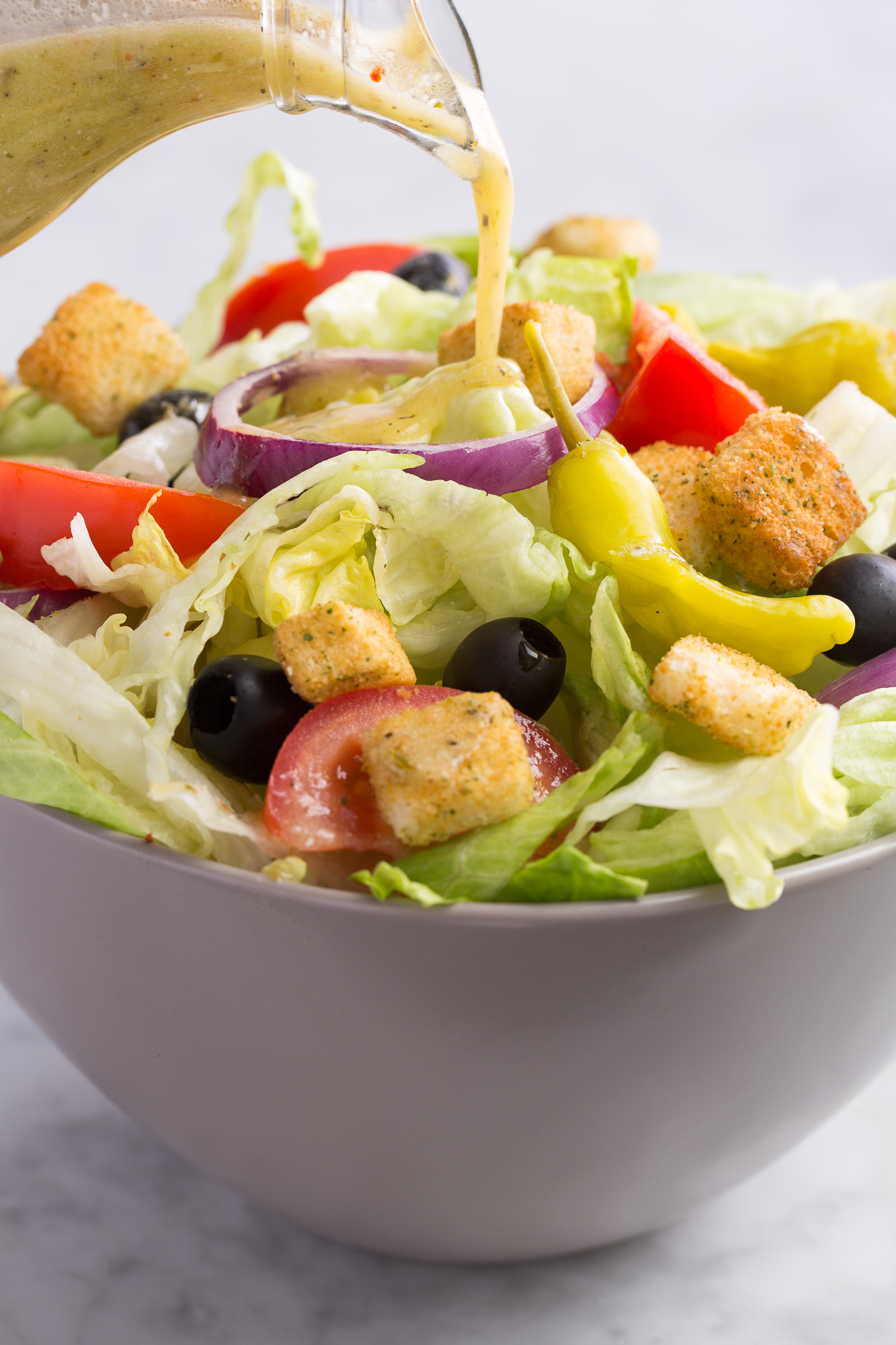 Olive garden salad dressing how to make olive garden 39 s - Best thing to eat at olive garden ...