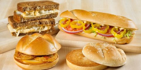 Arby's vegetarian meals
