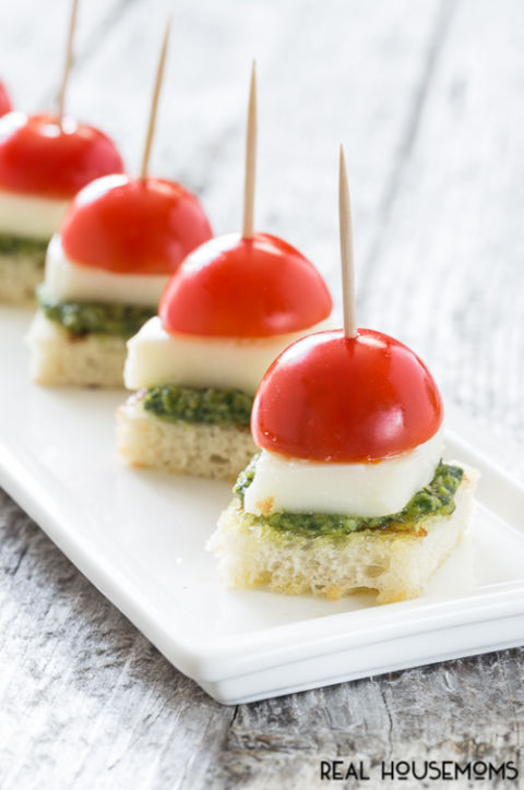 baby shower appetizersbest appetizers for a baby showerdelish, Baby shower