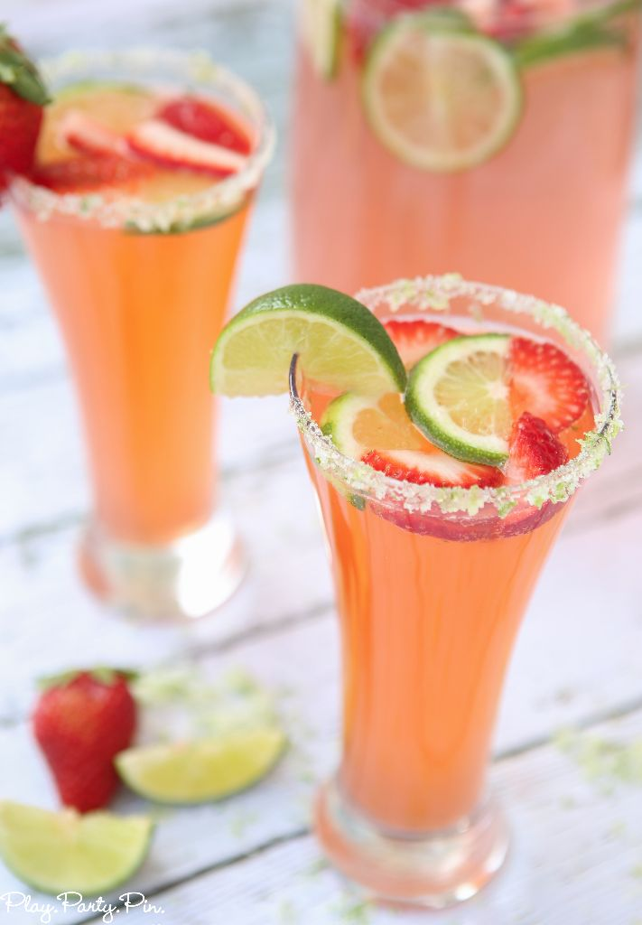 19 Easy Non Alcoholic Party Drinks Recipes For Alcohol Free Summer Drinks Delish Com