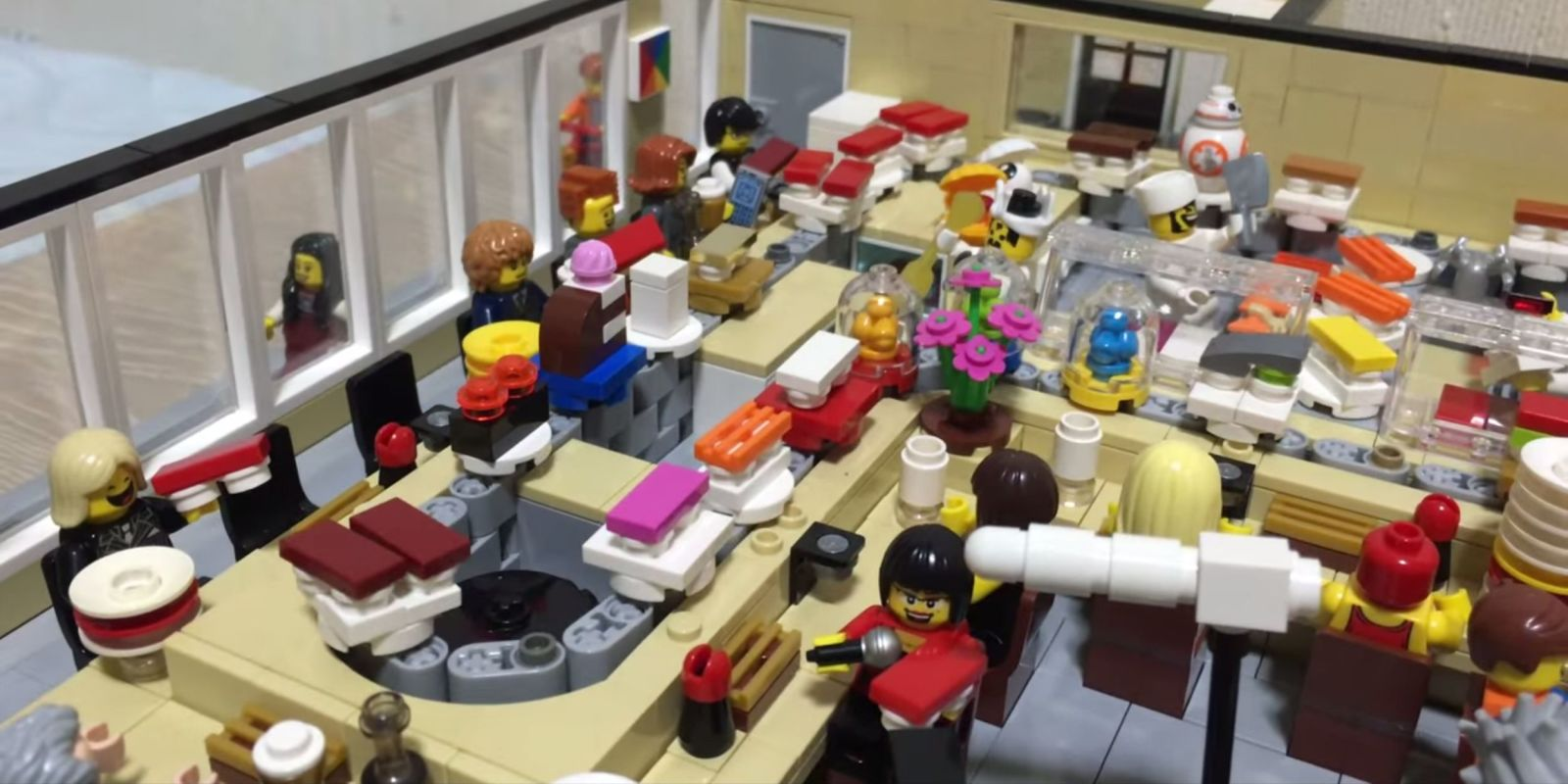 thanksgiving lego ideas