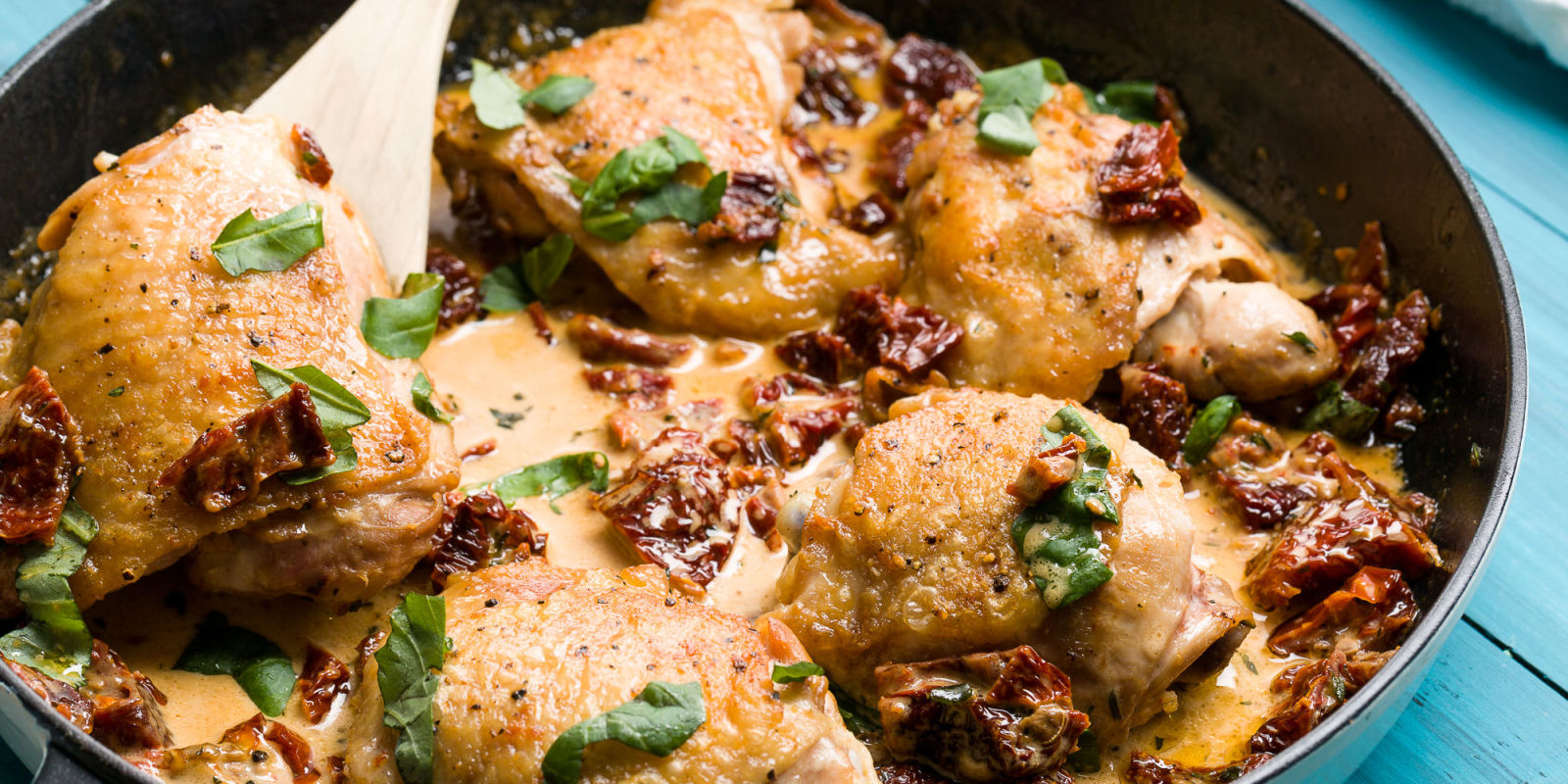 20+ Easy Chicken Thigh Recipes
