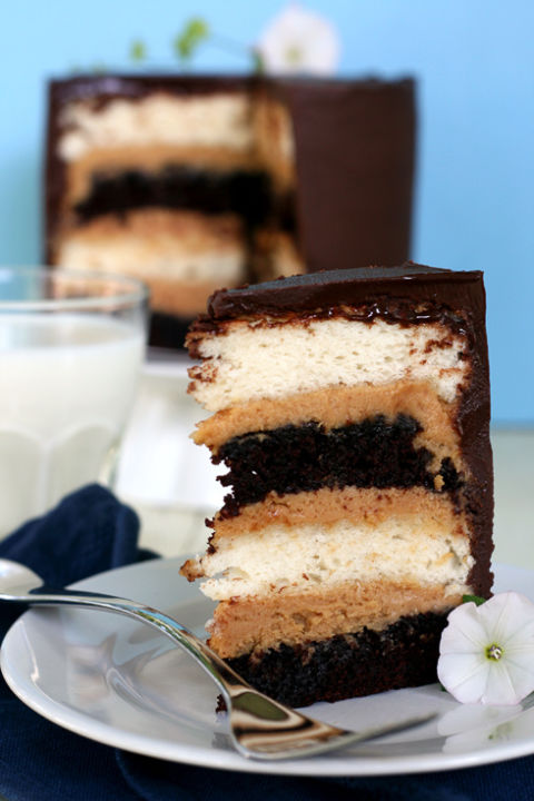 Easy Heaven And Hell Cake Recipe