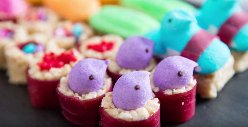 Candy Sushi Peeps | www.pixshark.com - Images Galleries ...