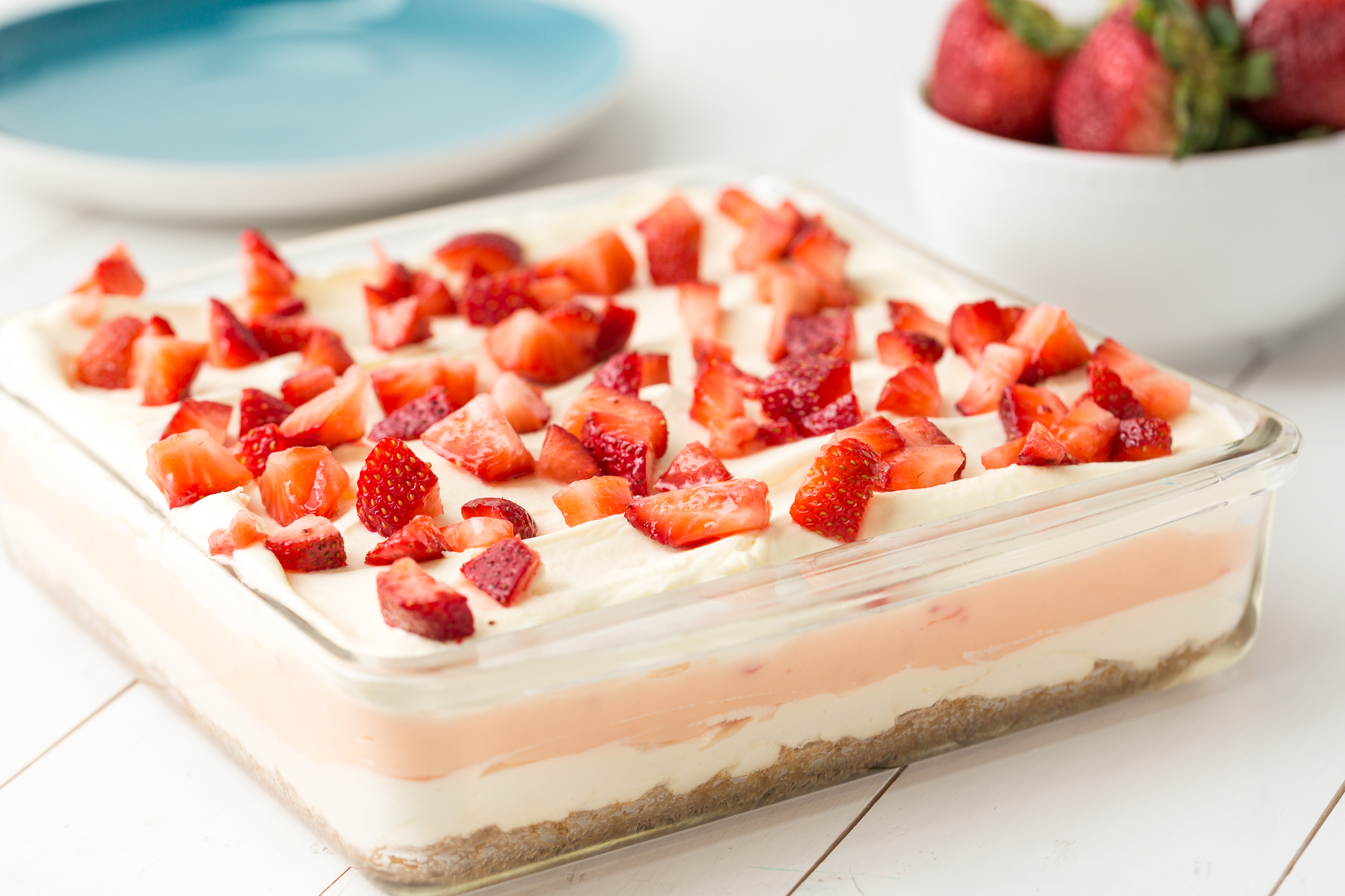 15 Easy Strawberry Desserts Recipes For Fresh Strawberry