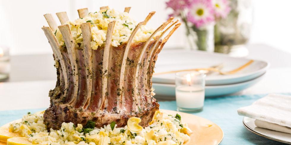55 Easter Dinner Menu Ideas - Easy Recipes for Easter Dinner ...