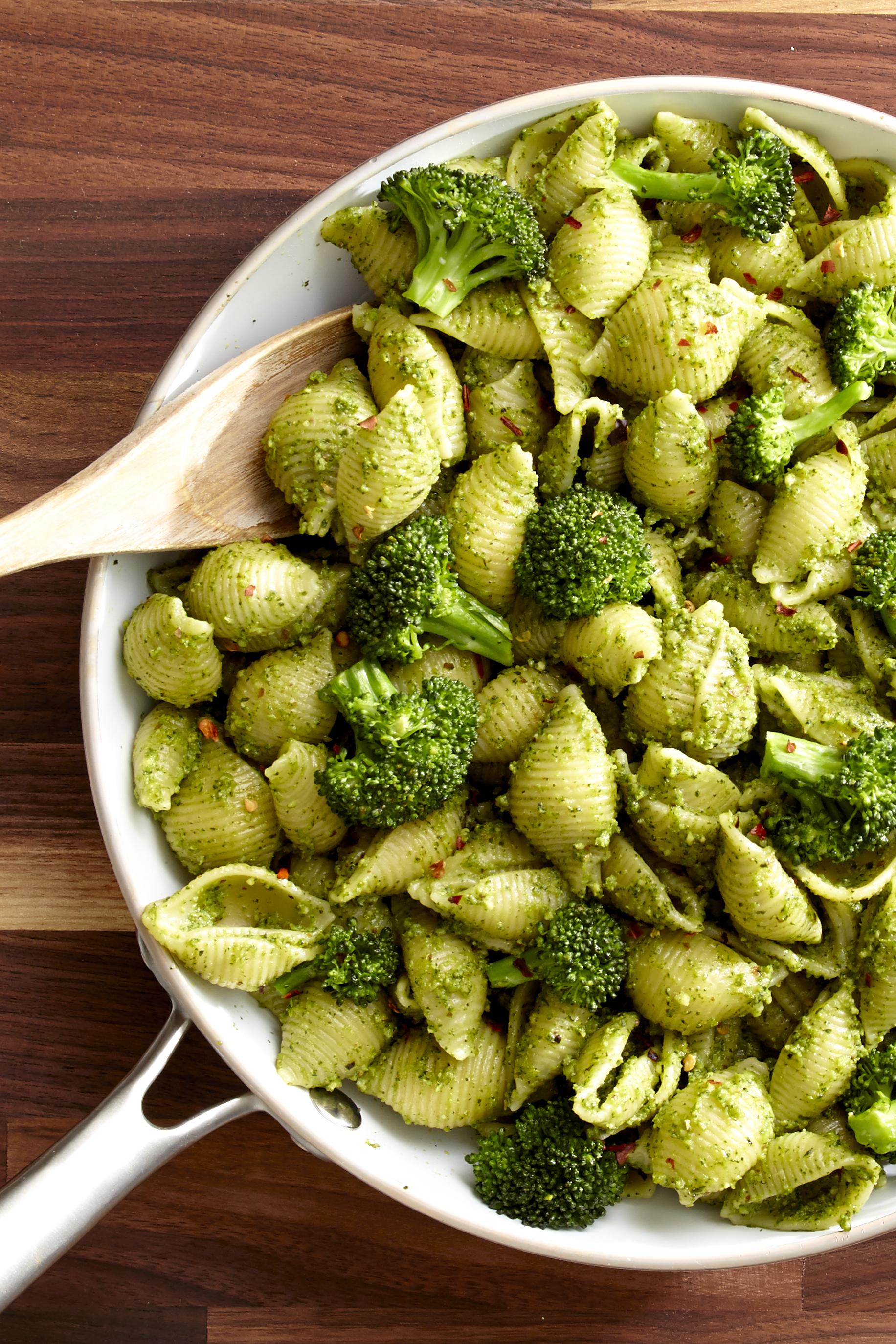 Best Broccoli Pesto Recipe How To Make Broccoli Pesto
