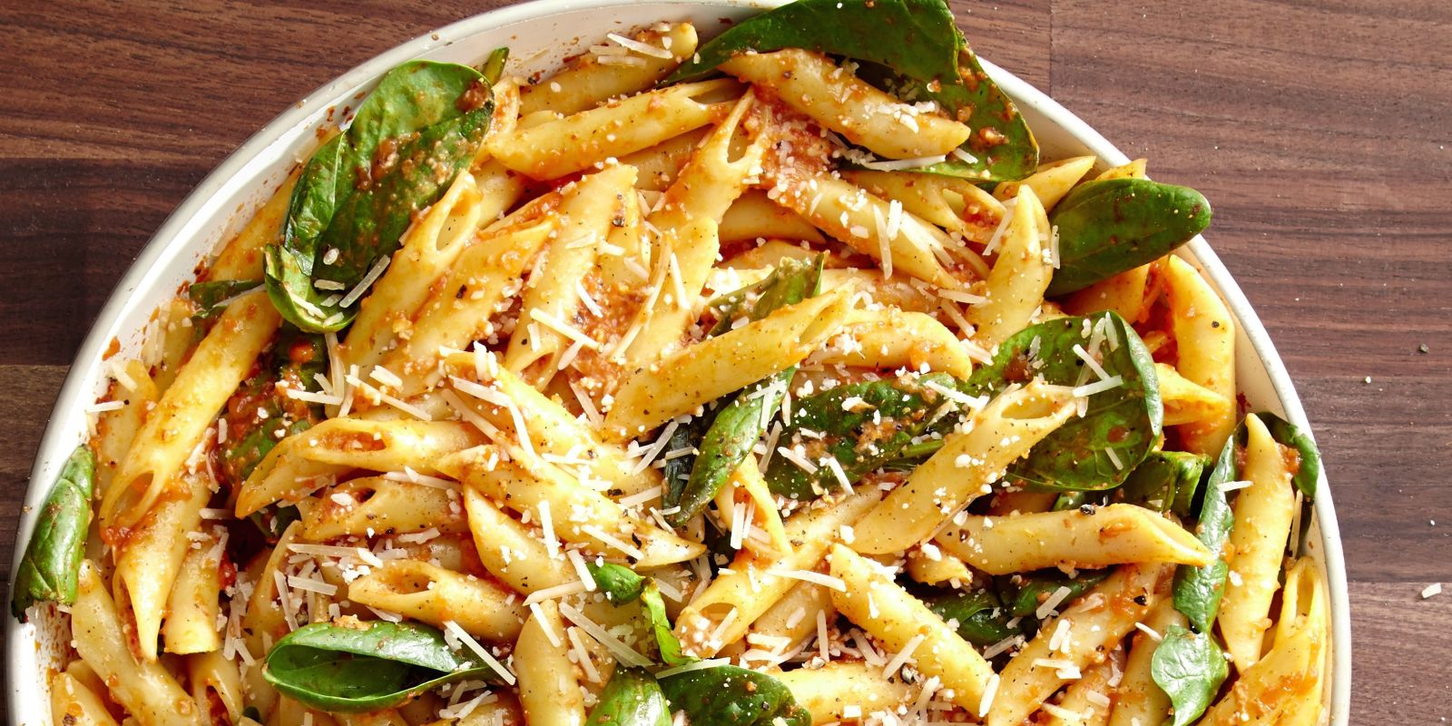 Roasted Red Pepper Pesto Penne - How to Make Roasted Red Pepper Pesto ...
