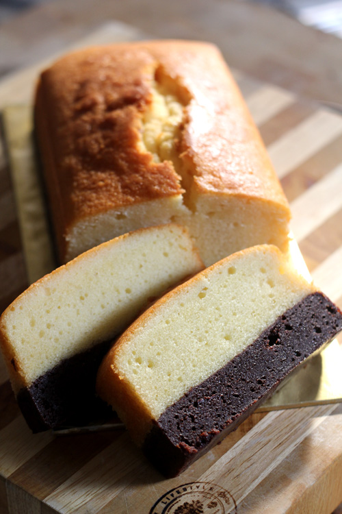 A simple pound cake recipe