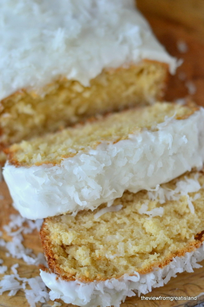 The best recipe for pound cake