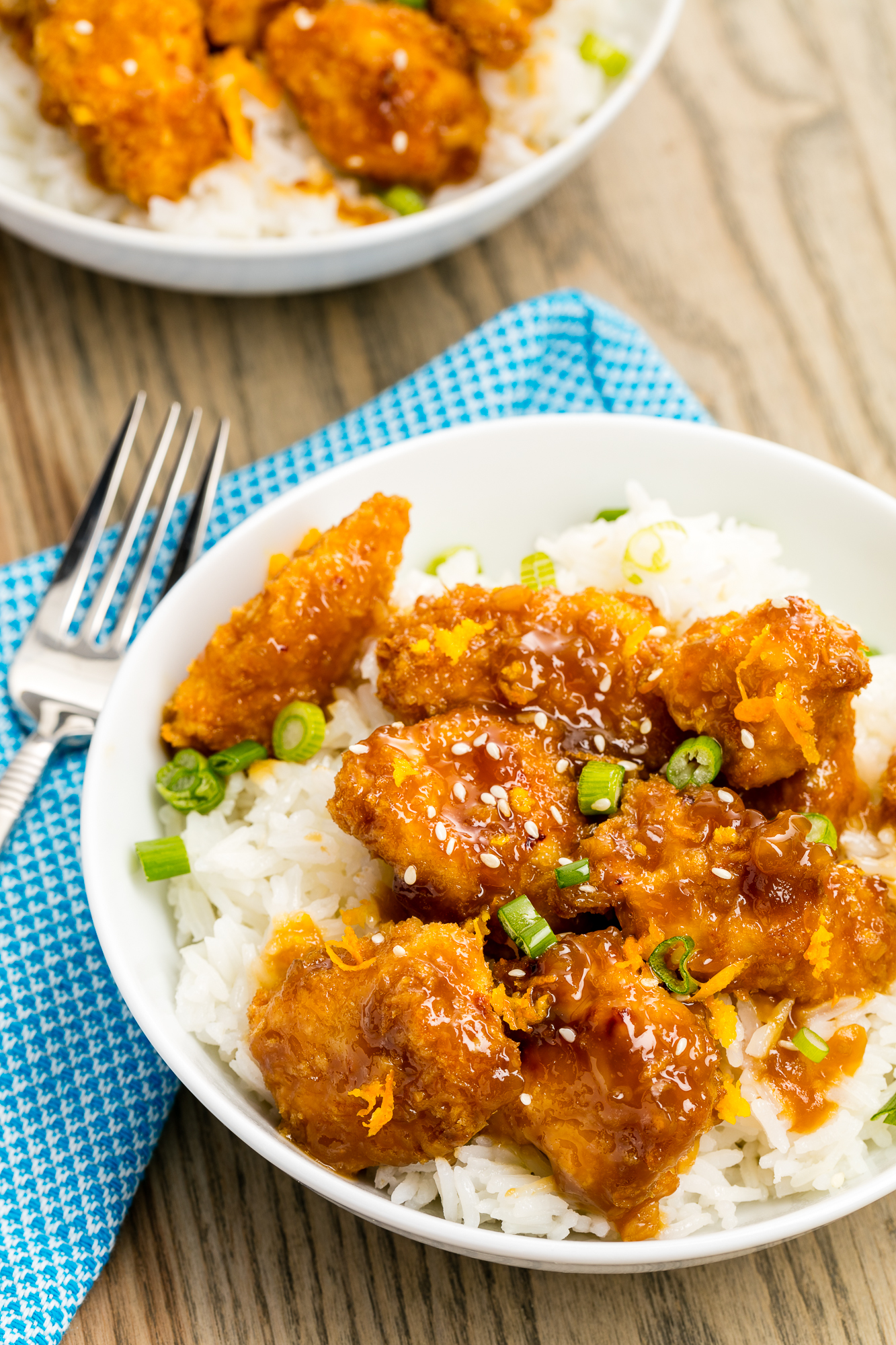12 Easy Orange Chicken Recipes