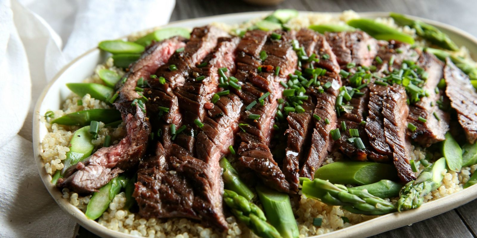 Best Flank Steak Recipe  How To Make Marinated Flank Steak  Delish