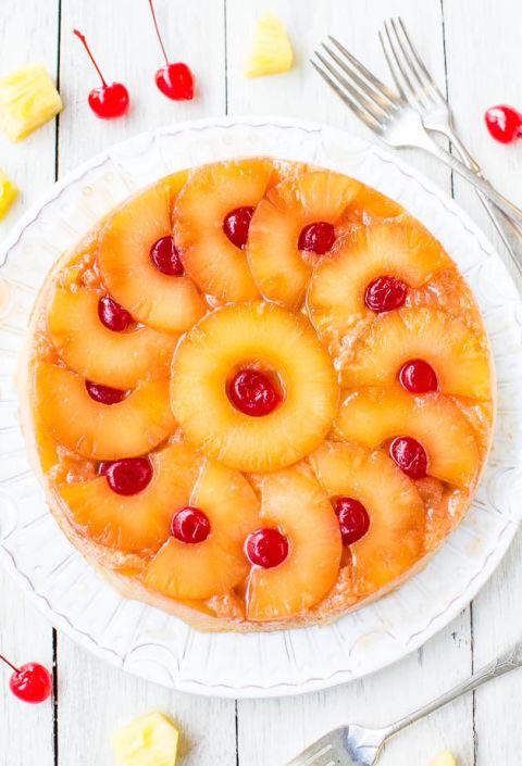 Whole Foods Pineapple Upside Down Cake