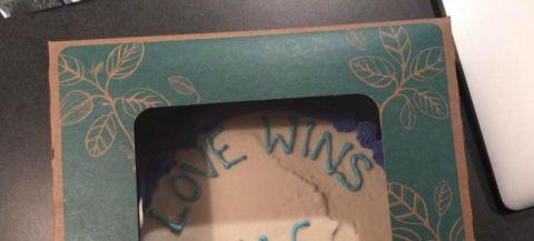 Whole Foods Cake Gay Slur