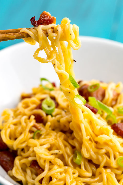 how to make the best top ramen