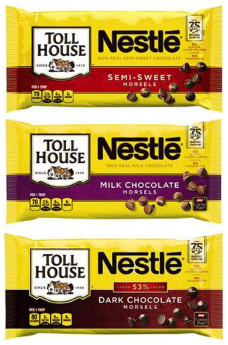 Did Nestlé Change Its Chocolate Chip Recipe Without Telling Anyone?