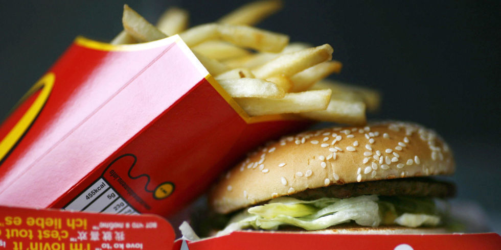 Here 39 s what people are saying about the new big mac - Fast good cuisine big mac ...