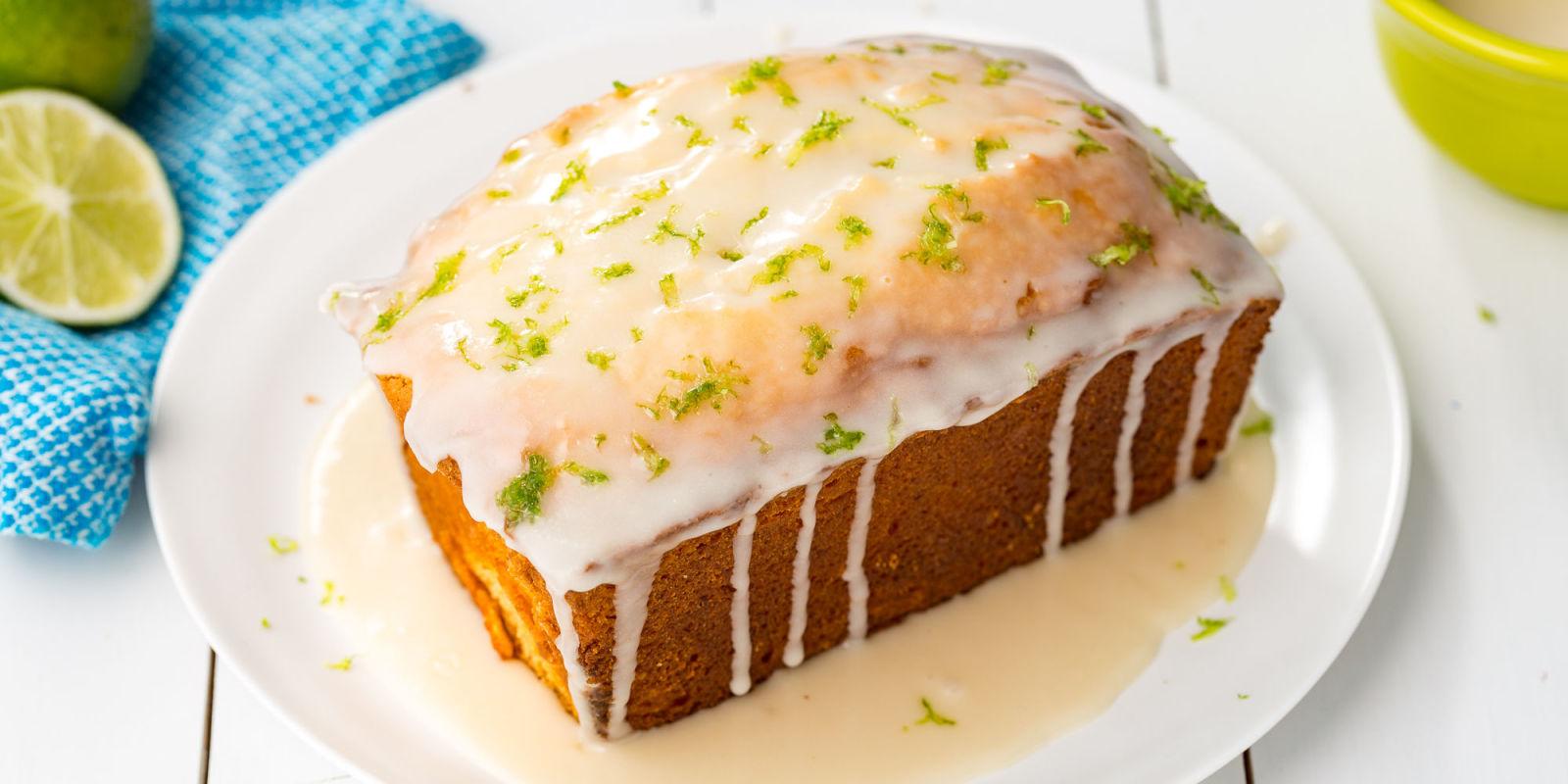 Best Key Lime Pound Cake Recipe - How To Make Pound Cake - Delish.com