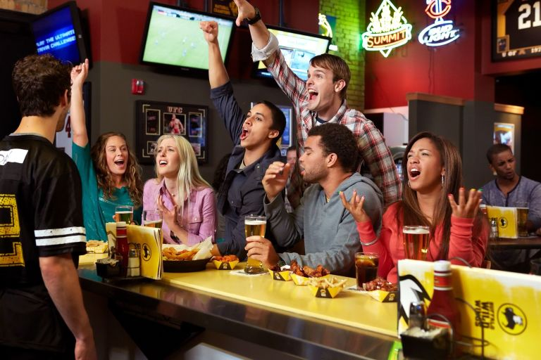Buffalo Wild Wings 119 Pos 217 S En
