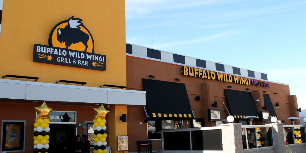 Now Open Buffalo Wild Wings Plantation In The Broward Mall