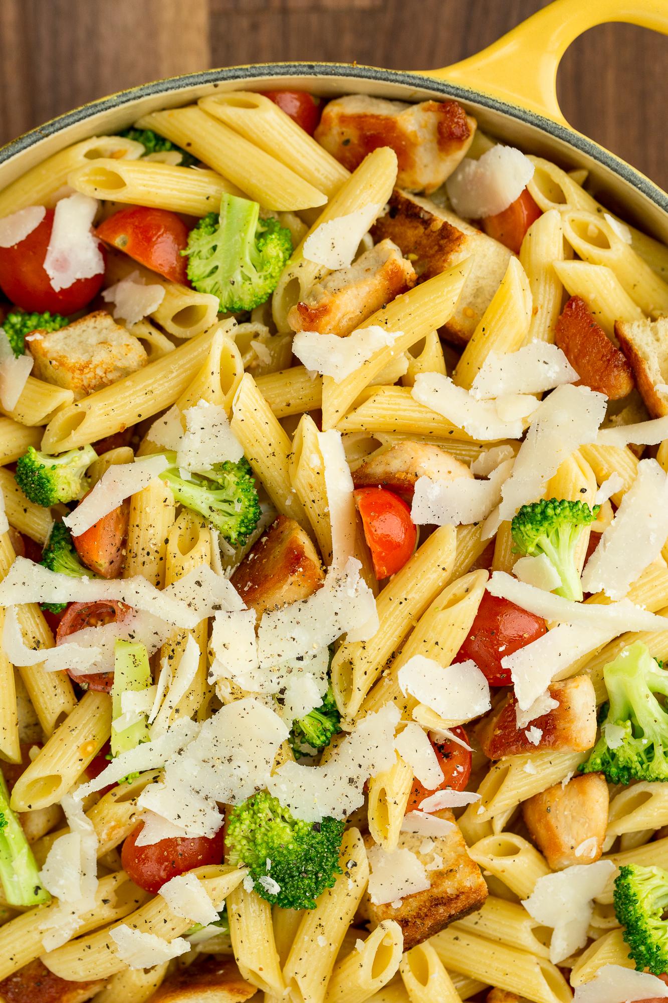 Chicken Pasta Recipes Pasta With Chicken