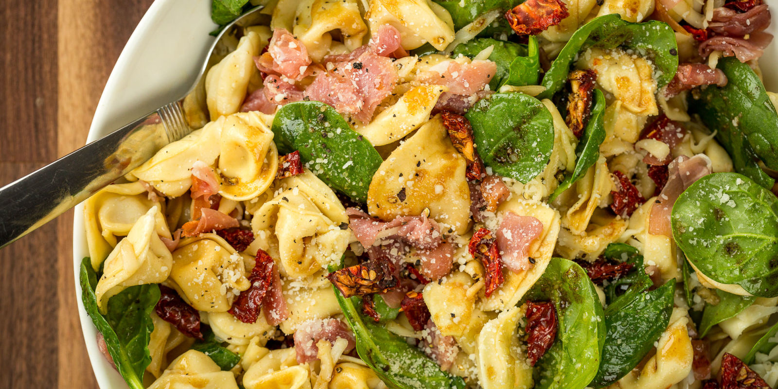 Best Tuscan Tortellini Salad Recipe How To Make Tuscan
