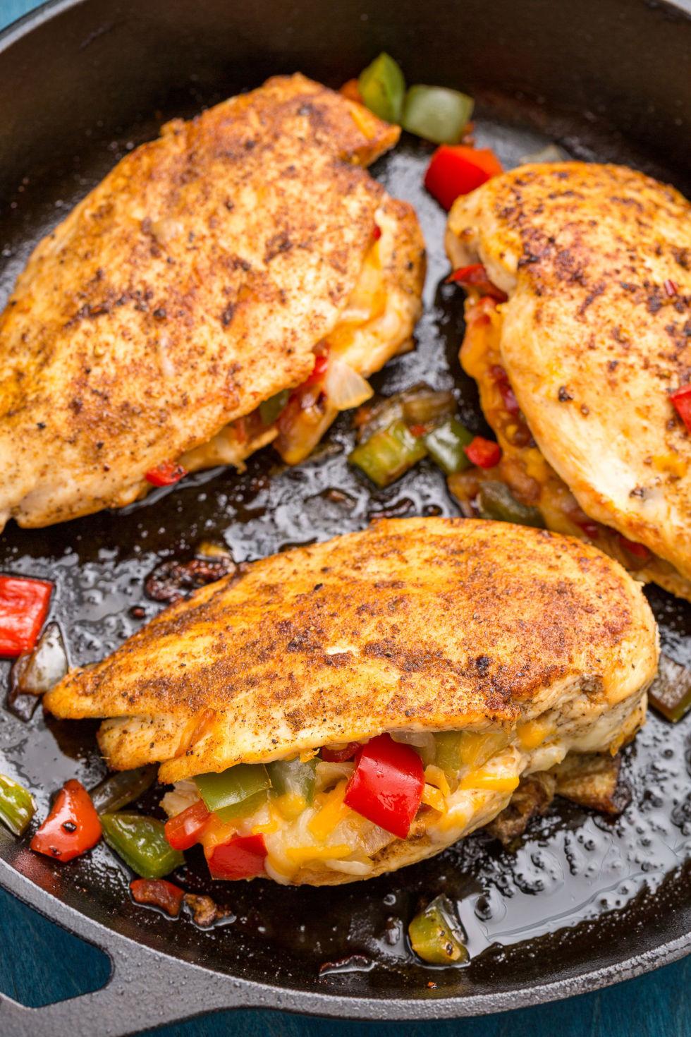 Easy recipes using chicken breast