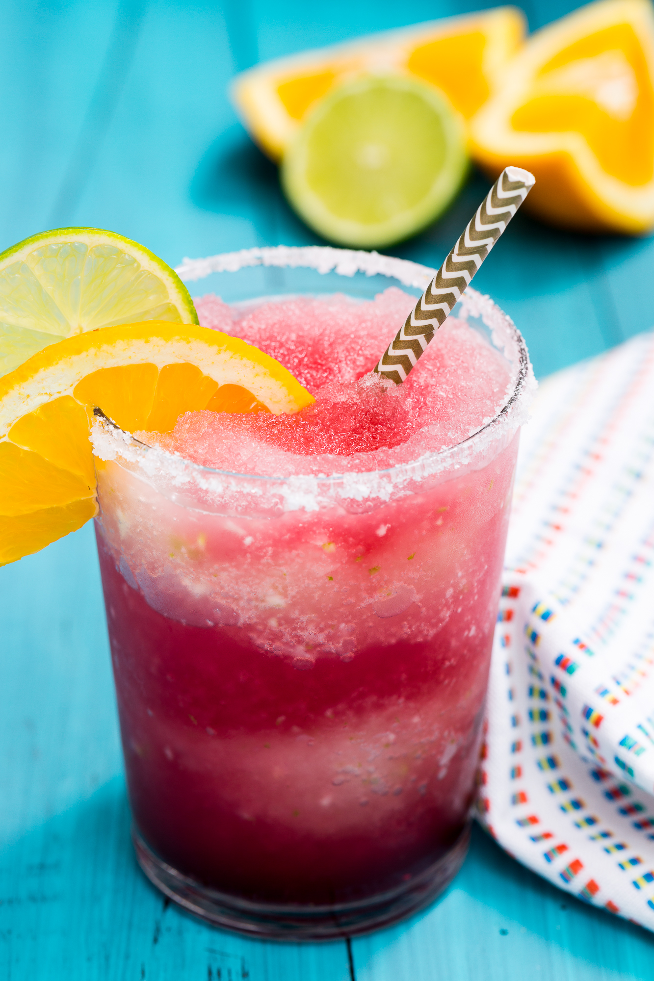 13 best margarita recipes how to make easy homemade for Easy fruity mixed drinks