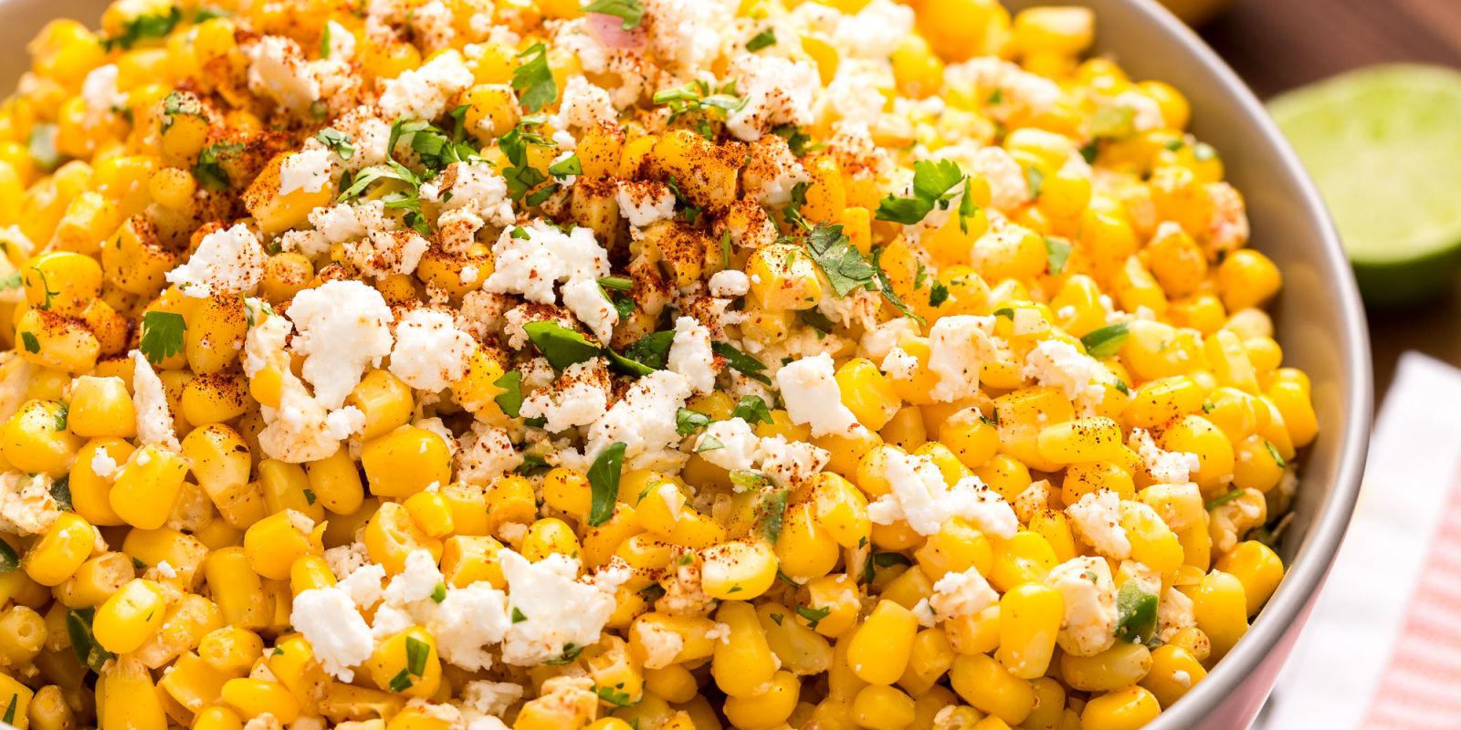 17 Mexican Street Corn Recipes - How to Make Mexican Corn—Delish.com