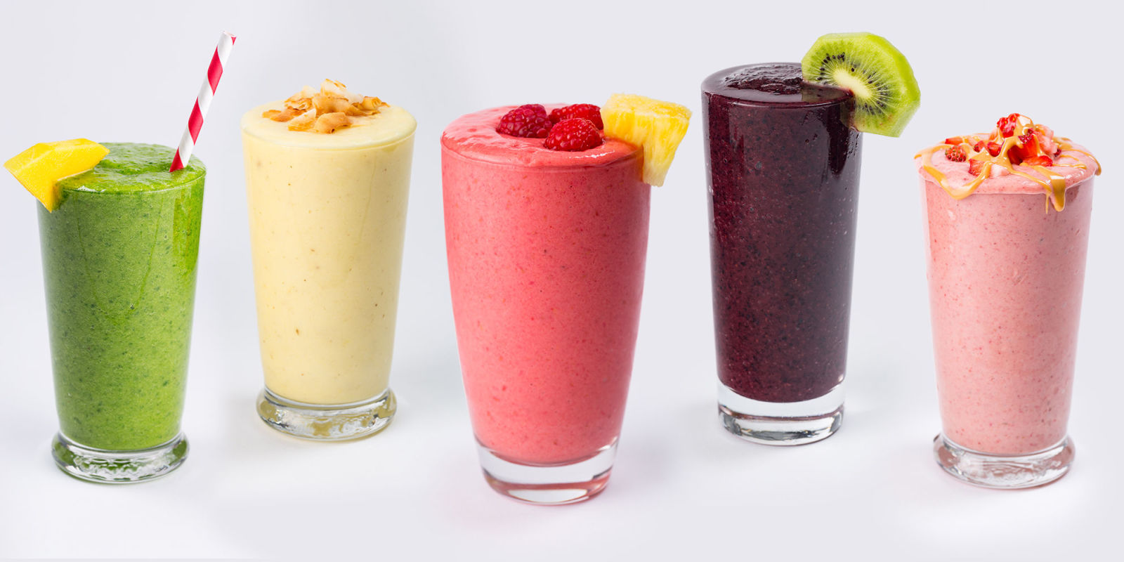 healthy breakfast fruit smoothies which fruit is healthy