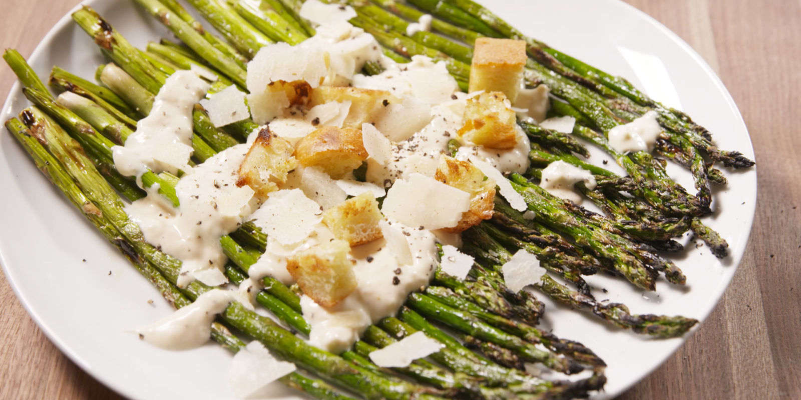 how to fix asparagus on the grill